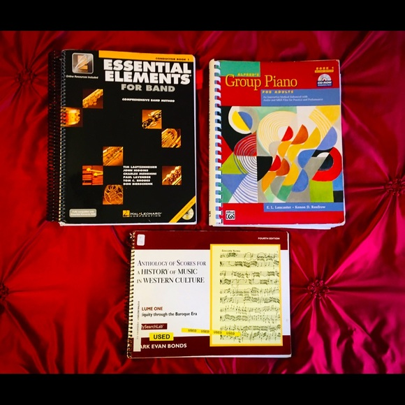 Multiples Other - Instructional Music Books